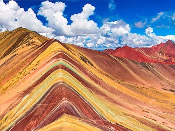 Montaña de 7 Colores: Cusco Perú