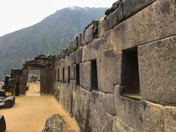 Olantaytambo: Cusco Perú